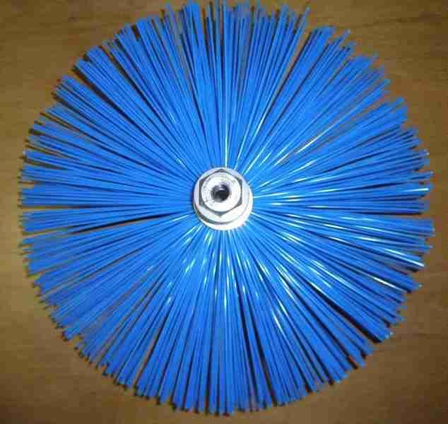 Rotary Brush Scrubber / Becoflex