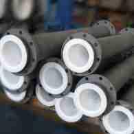 LeBracs PTFE Lined Pipes