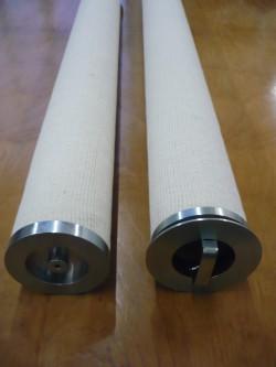 Coalescer cylinder