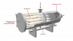 Gas-Liquid Separator Vessel