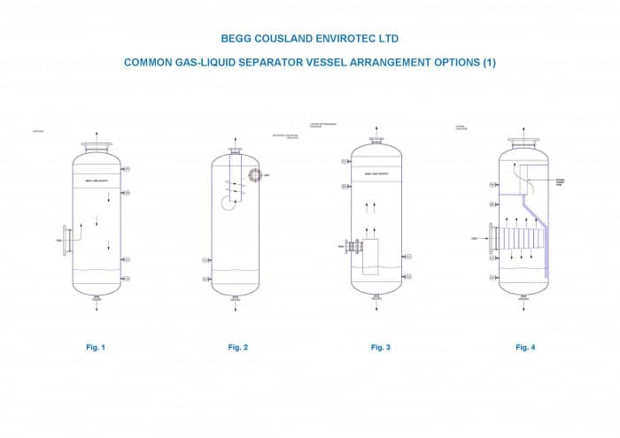 O&G G-L VESSEL ARRANGEMENT OPTIONS 1