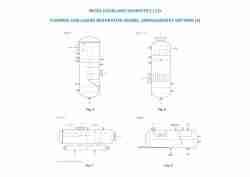 2 Phase Liquid-Liquid Separator Vessels