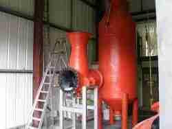 tail gas scrubbing